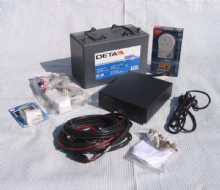 Radio, Power Supply for HF/VHF Base Station
